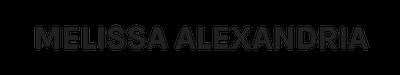 MELISSA ALEXANDRIA